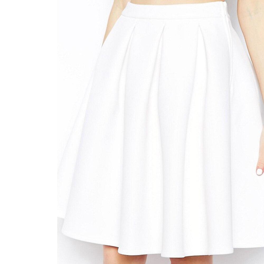 Aliexpress.com : Buy KMD KOMODA White Cute A line Skirt Women High ...
