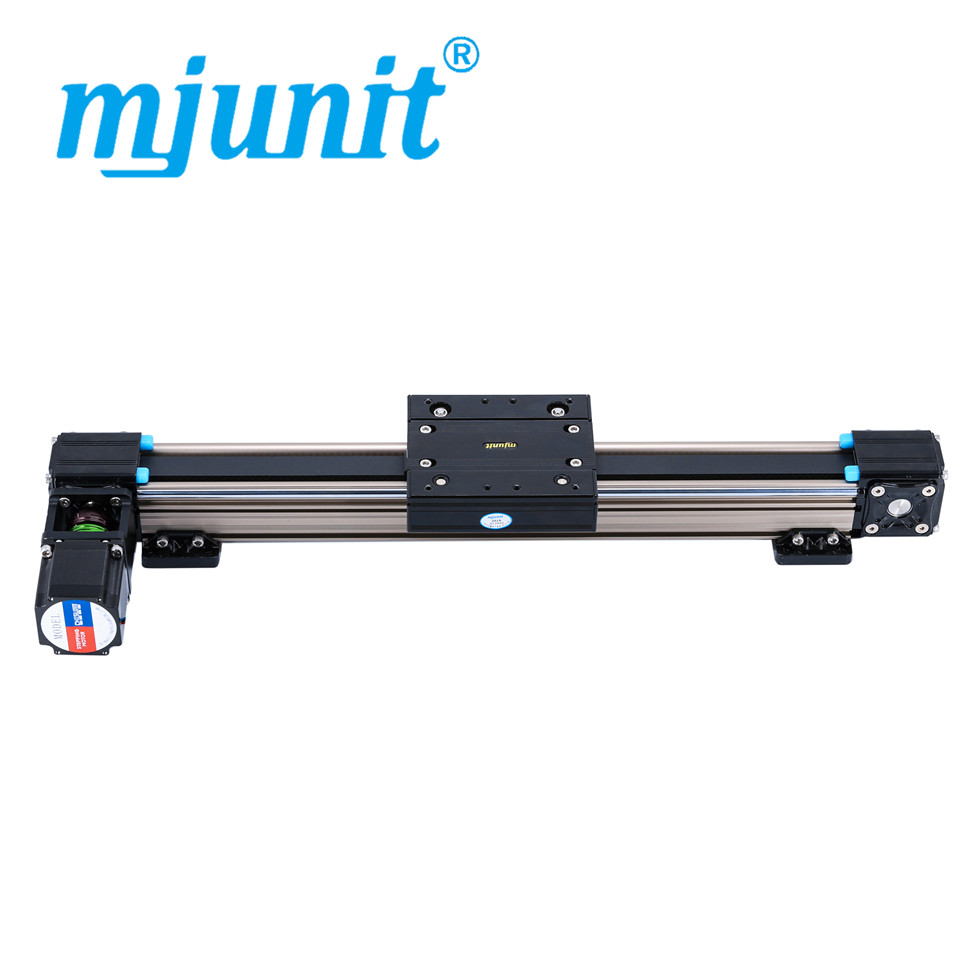 все цены на mjunit MJ50 Miniature Linear Guide with 200mm stroke length linear motion GUIDE RAIL онлайн