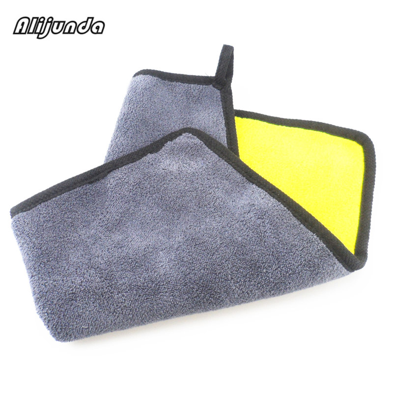 NEW 30*30 cm Car wash microfiber towels cleaning care Car washing items Towels for Mercedes-Benz all class A B C E S G M ML CL