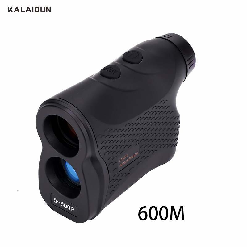 KALAIDUN 600M/900M Laser Distance Meter Telescope Laser Rangefinder 6X Magnification Golf hunting golf laser range finder laser 900m high accuracy range finder telescope rangefinder monocular for r golf hunting measure multifunctional laser distance meter