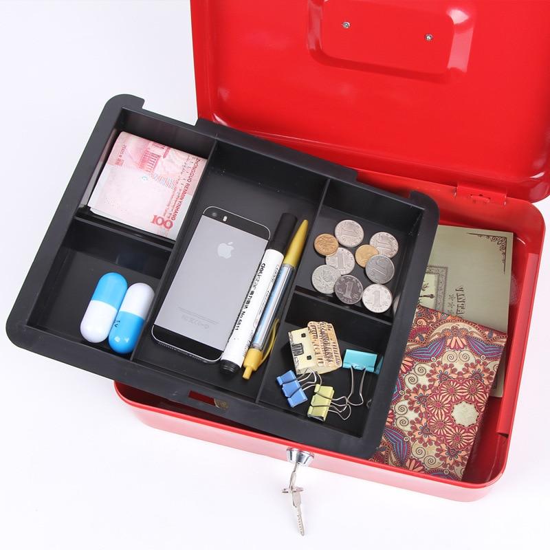 Мини преносима сейфна кутия за кутия - Сигурност и защита - Снимка 2