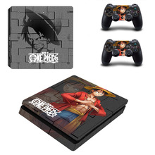 One Piece Playstation 4 PS4 Slim S Skin