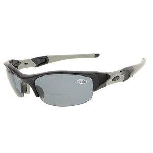 Image 1 - TH6166 Bifocal Eyekepper TR90 Unbreakable Half Rim Sports Bifocal Sunglasses Reading Glasses +1.0/+1.5/+2.0/+2.5/+3.0