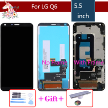 LCD For LG Q6 LCD Screen for LG G6 MINI LCD Display With Touch Screen Digitizer Assembly Complete Q6 M700 M700A G6 MINI M700N цена и фото