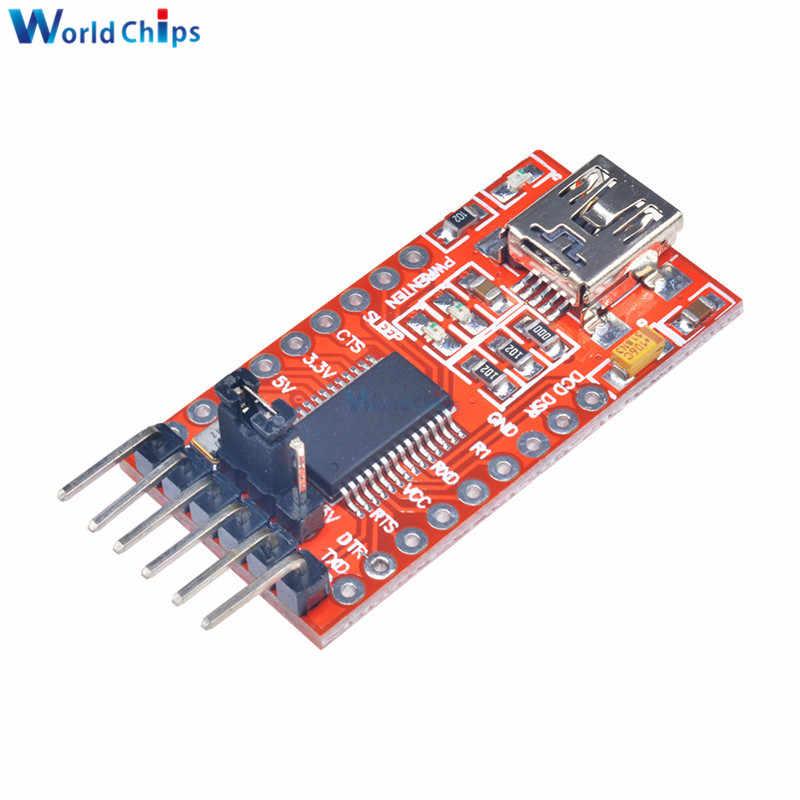 Módulo de cámara OV2640 2MP ESP32-CAM módulo Bluetooth WiFi FT232RL FTDI convertidor serie TTL cable de puente de 40 pines para arduino