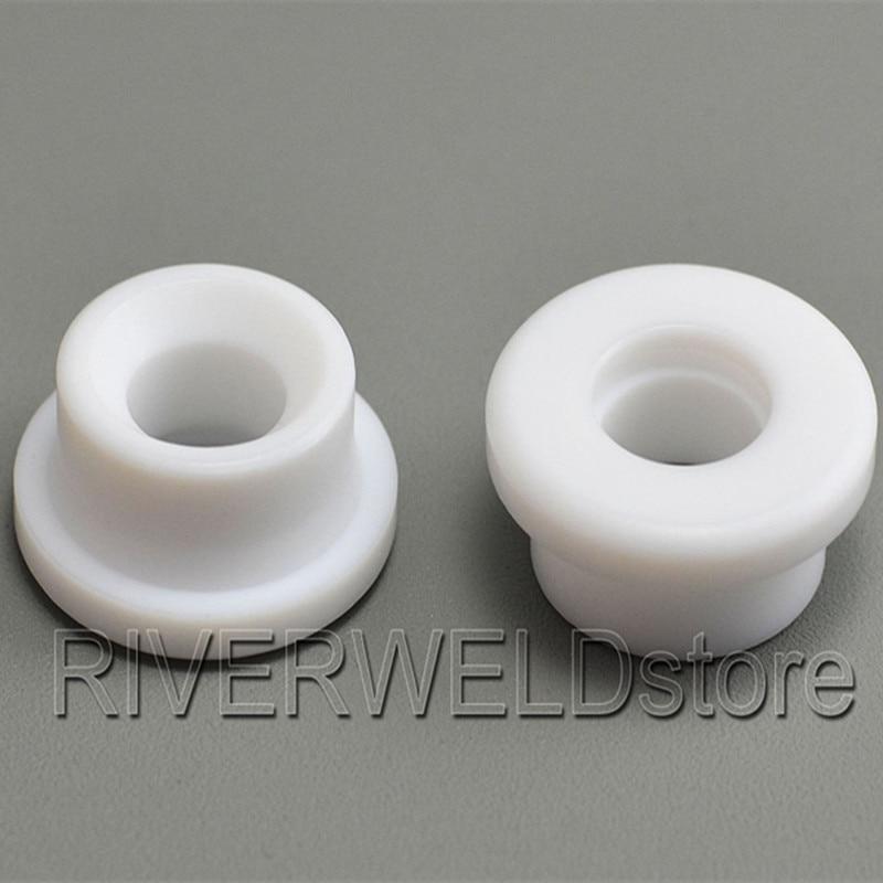 54N63-20 Large Diameter Gas Lens Insulator TIG Welding Torch WP PTA DB 9 20 2PK