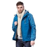 2015 Winter Men Outdoor Ski Jacket Brand Hiking Jacket Softshell Jacket Windbreaker Windproof Waterproof Thermal Camping