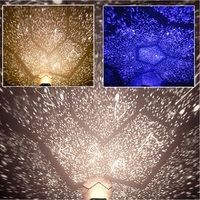 Plastic Romantic Astro Star Sky Led Projector Light Celestial Cosmos Starry Constellation Bedroom Decorative LED Night