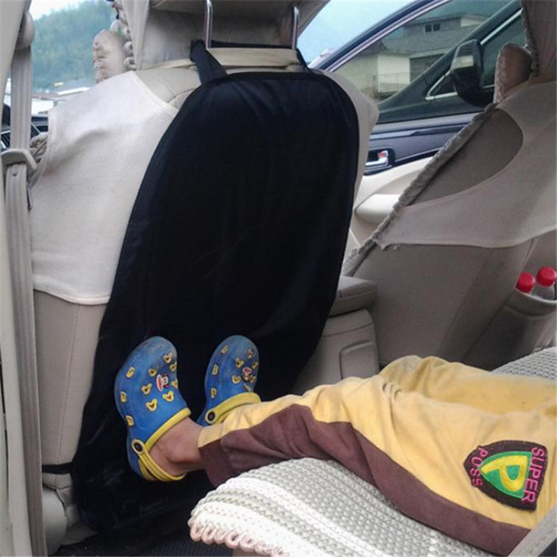 Car Anti-dirt Pad Car Seat Covers Back Protectors For Children Kick Mats Organizer Protects Against Mud Dirt