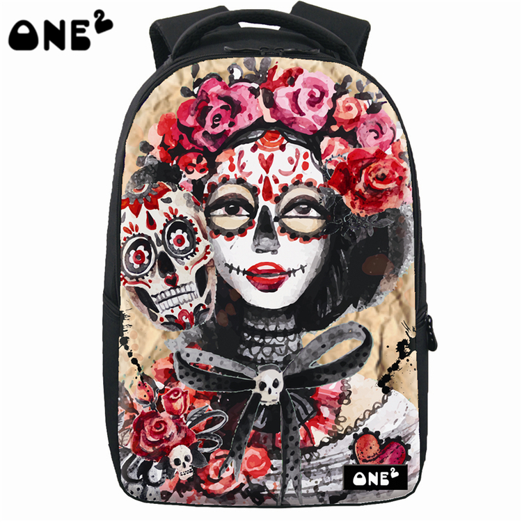 ФОТО ONE2 Design beautiful girls school bag practical high school students teenager boys girls kid children