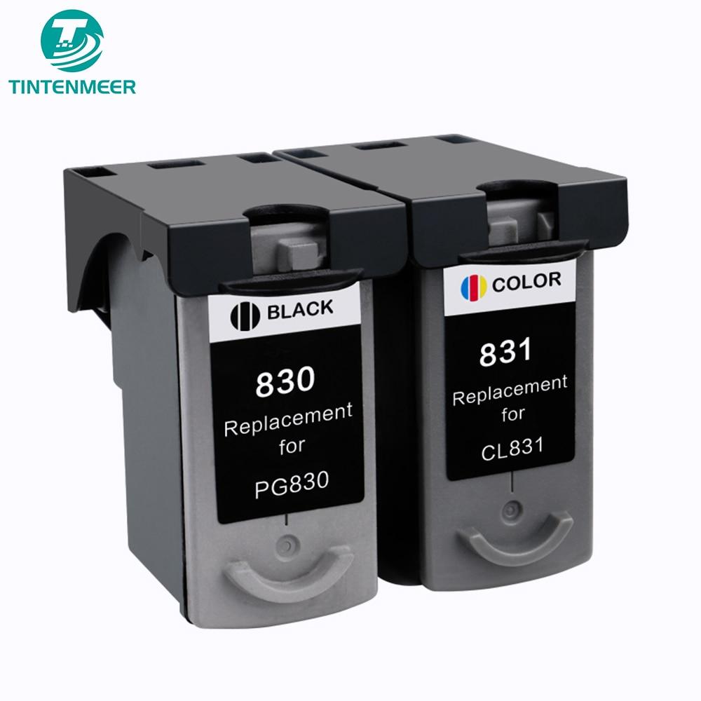 Чернильный картридж tentenmeer pg 830 cl 831 совместимый для canon IP1180 IP1880 ip80. Ip2580 IP2680 MP145 MP198 MP218 MP228 MP476