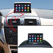 Автомобильные медиа-плеер для BMW X3 E83 автомобиля Видео для Fiesta, оригинальный автомобиль обновить, сохранить оригинальный Радио (CD) все функции