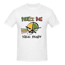 2017Fashion t-shirts Noize Mc Black Tee Shirts For Men man t-shirt