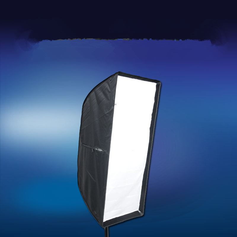40 90cm umbrella reflector flexible box with double openings for hot boot flash softbox CD50