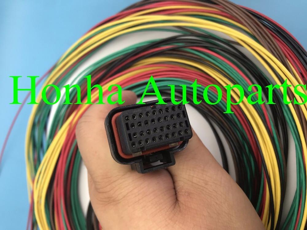 US $37.99 5% OFF|High quality wireharness Motec/Haltech ECU 34 PIN on