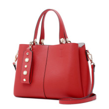 High Quality Womens Genuine Leather Handbags Shoulder Bags Fashion cowhide Women Tote shoulder Bag