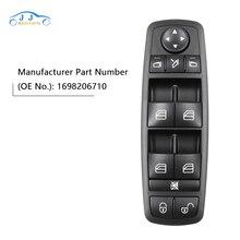 New Electric Power Window Switch A1698206710 For Mercedes-Benz B-Klasse W245 A 169 820 67 10 1698206710  недорого
