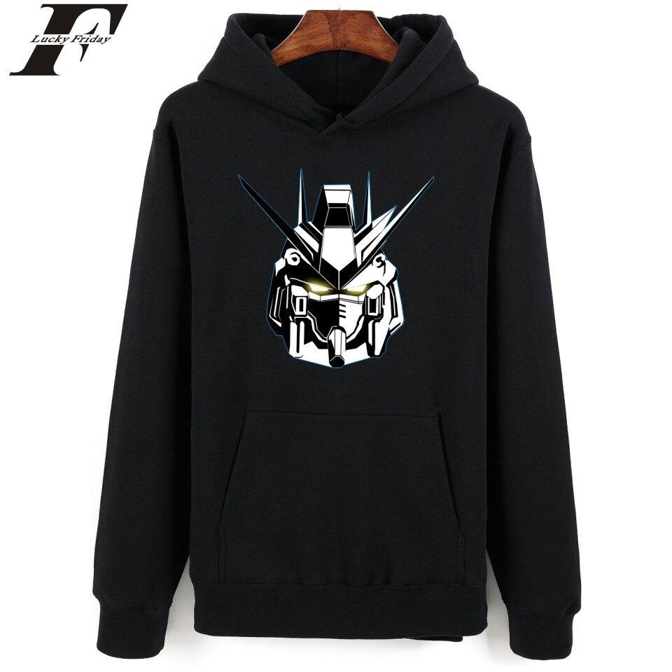 Gundam YX 5 Sweatshirt Hoodie Japaneses MOBILE SUIT GUNDAM Game Super Robot Wars Model Printed Pullover 4XL Plus