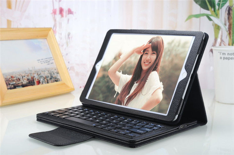 ФОТО Leather Case Cover w/ Wireless Bluetooth Keyboard for Apple iPad 2 3 4