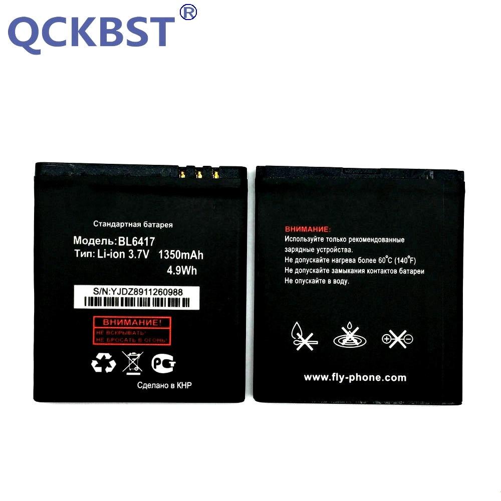 Nouveau BL 6417 Batterie pour FLY IQ239 + ERA Nano 2 BL6417 1350 mAh Batterie Baterij Batteries + Code de suivi