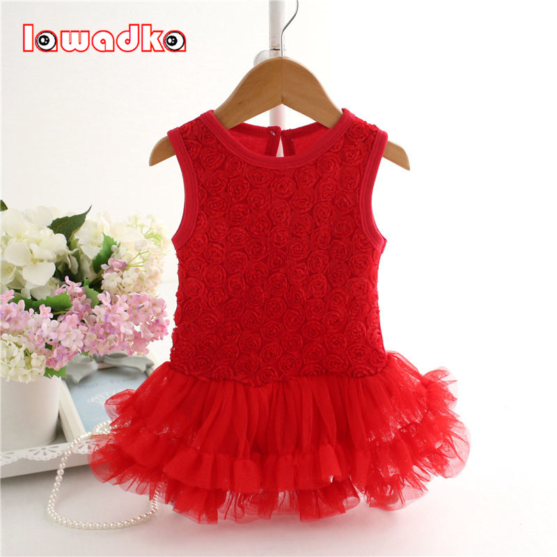 New Born Baby Dress Fashion Baby Rompers For girls Tutu Dress Summer Kids Infant Clothes Baby Girls Jumpsuit