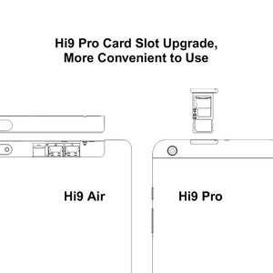 Image 5 - CHUWI الأصلي Hi9 برو أندرويد 8.0/8.1 اللوحي MT6797 X20 عشاري النواة 3GB RAM 32GB ROM 2K شاشة مزدوجة 4G اللوحي 8.4 بوصة اللوحي