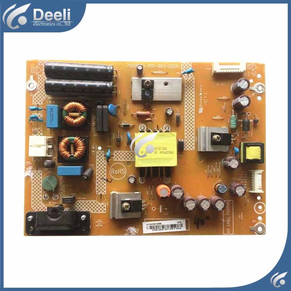 good Working original used board for LED-40B800 715G6143-P01-003-002H power supply Board magic time красный дождик 9 150 см