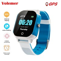 Volemer FA23 Smart Kids Watch GPS WIFI SOS Tracker IP67 Waterproof Baby Smartwatch Alarm Clock Anti Lost Safe VS Q360 Q50