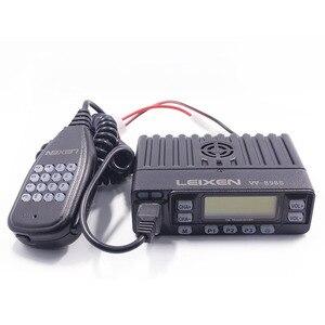 Image 2 - Auto Radio LEIXEN VV 898 25W Dual band 144/430MHz Mobile Ricetrasmettitore Ham Amateur Radio + USB di Programmazione cavo Leixen UV 25HX