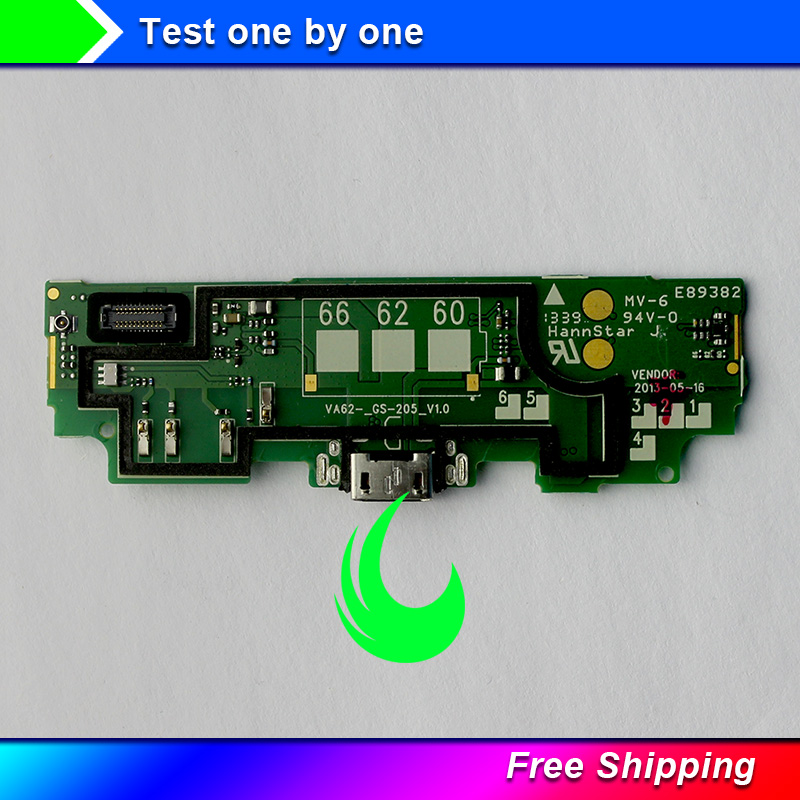 New Original For <font><b>Nokia</b></font> <font><b>Lumia</b></font> <font><b>625</b></font> N625 Dock Connector Charger Board <font><b>USB</b></font> <font><b>Charging</b></font> <font><b>Port</b></font> Flex Cable Replacement Parts Free Shipping image