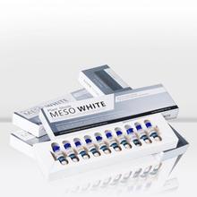 10PCS/Set 5ml Meso White Brightening Serum Glow Skin Cream Skin Whiteing Concealer Makeup Foundation