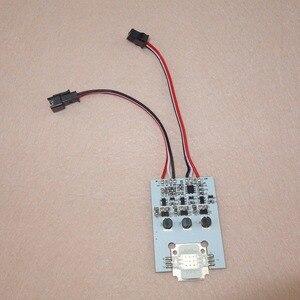 Image 5 - 9W yüksek güç led WS2811 kontrollü rgb projektör; adresli, IP66