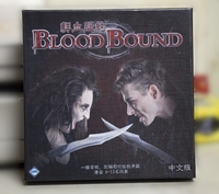 Blood Bound! Board Game 6 12 Players to Play Family/Party/ Friends Funny Survive Cards Game Chinese Instruction