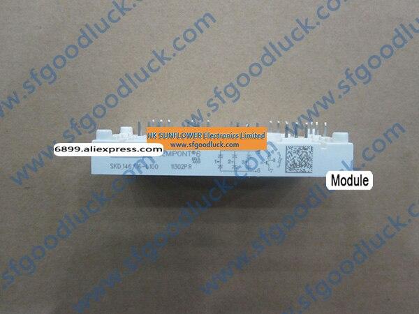 1PCS SKIIP32NAB12T1 MODULE 3-Phase Bridge Rectifier Braking Chopper Inverter