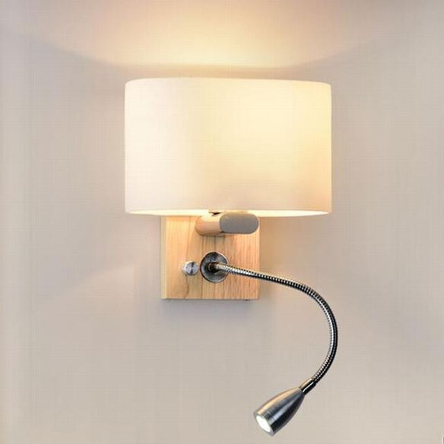 Modern Kreatif Led Lampu Dinding Ruang Tamu R Tidur Samping Tempat Tangga Lorong