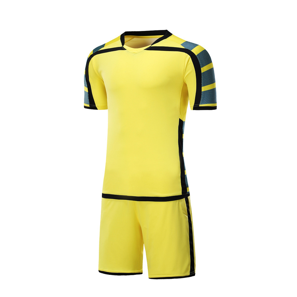 Hot Sale Soccer Training Suits Blank Style 1819 Soccer Jerseys