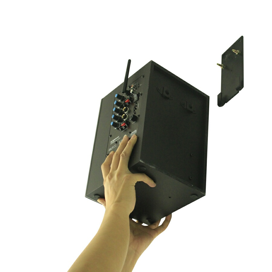 TP-WIRELESS 2.4GHz 무선 회의용 스피커 무선 마이크 및 - 휴대용 오디오 및 비디오 - 사진 4