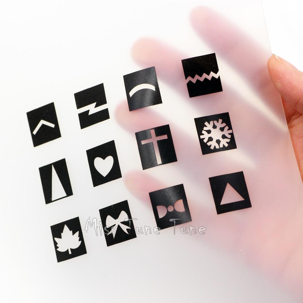 Nail art Maniküre Silikonmatte für Nagel Reverse Stempel Wasser ...