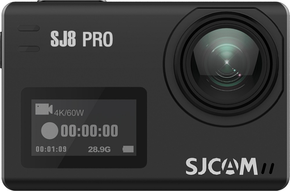 128G SJCAM SJ8 Air & SJ8 Plus & SJ8 Pro 1290P 4K 60fps WIFI Remote Control Action Camera 8X Digital Zoom Waterproof DV Cam ...