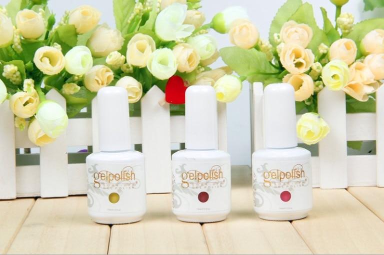 La venta más caliente, esmalte de gel uv de botella blanca, nuevo - Arte de uñas - foto 2