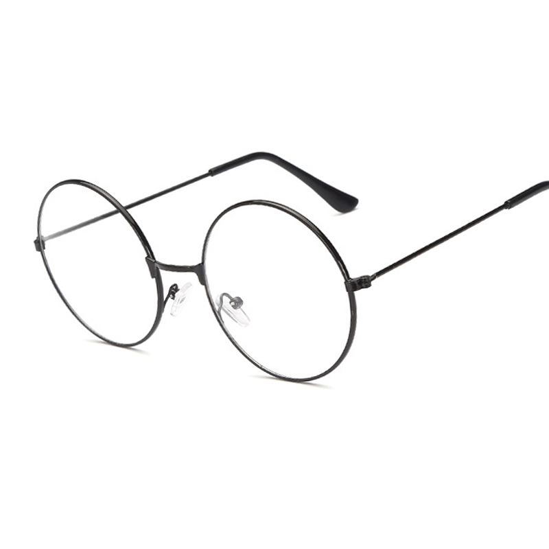 Vintage Round Harry Potter Glasses frame Female Brand Designer gafas ...