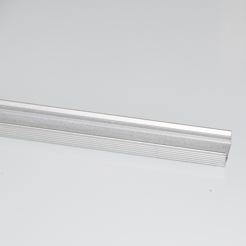 U type Slim LED aluminum profile for led bar light wardrobe light counter light sales promotion aluminum led strip housing