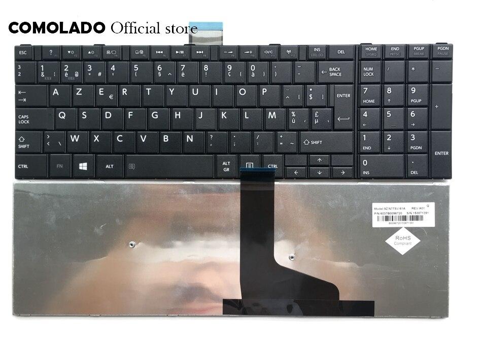 Laptop Keyboard Compatible for Toshiba Satellite C70-B C70D-B C75 ...
