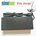 Оригинальный Ninebot Elite Электрический самобалансированный автомобиль 100-240 в зарядное устройство 120 Вт 61 в 1.9A зарядное устройство запасные час...