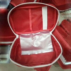 Image 4 - Bolsa de primeros auxilios portátil de talla grande, a prueba de agua, Kit de primeros auxilios, bolsa de acampada, bolsa médica de emergencia para viaje, bolsa de rescate, paquete médico