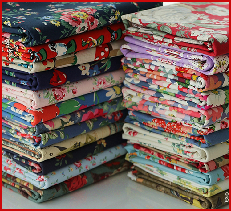 Nabi Cotton Fabric The Cloth Patchwork Fabrics By The Meter Super Wax Hollandais For Needlework Rose