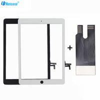 Netcosy Black White Touchscreen For Ipad Air 1 A1474 A1475 A1476 Touch Screen Digitizer Panel For