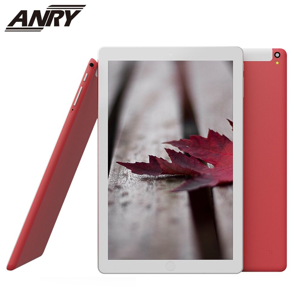 ANRY 3G Phone Call Tablet MTK6582 Quad Core Android Tablets 4GB RAM 32GB ROM 10.1