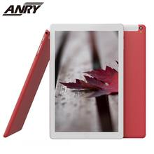 "ANRY MTK6582 Quad Core tabletas Android 4 GB RAM 32 GB ROM 10,1 ""1280x800 pantalla PC Tab tableta de llamada telefónica Dual SIM 3G(China)"