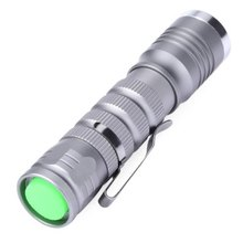 Yupard 500LM 5W Mini CREE Q5 LED Flashlight Zoomable Lamp